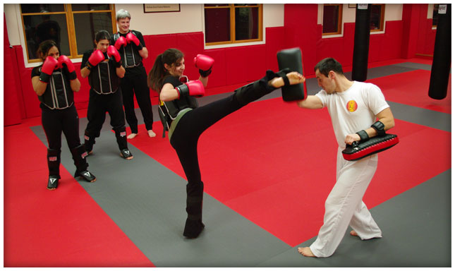 Ki Martial Arts - Kickboxing